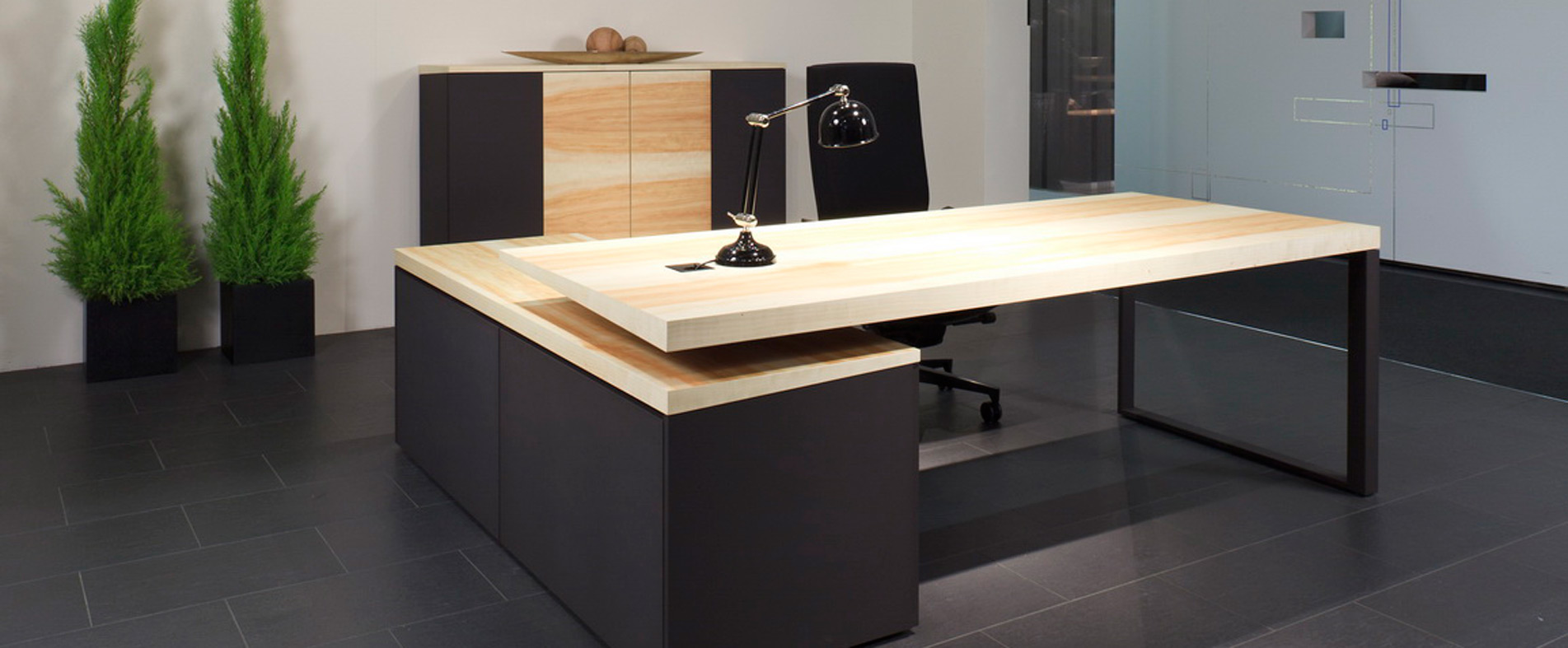 Vetur Winkelkombination mit Highboard